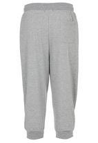 Retro Fire - Track Pants Grey