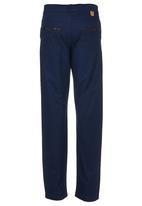 Retro Fire - Chino Pants Mid Blue