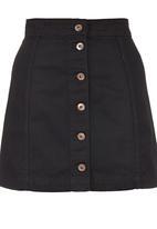 STYLE REPUBLIC - Mini Skirt Black