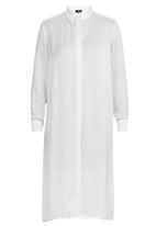STYLE REPUBLIC - Tunic Shirt White