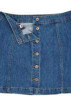 STYLE REPUBLIC - Mini Skirt Denim