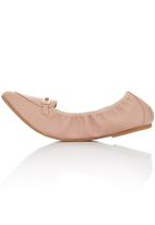 Bata - Back Stretch Pumps Pale Pink