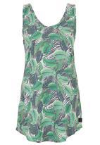 Rip Curl - Palm Dress Green