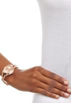 STYLE REPUBLIC - Chain Link Bracelet Strap Watch Rose gold