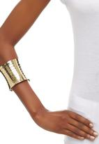 edit - Stacked Cuff Gold