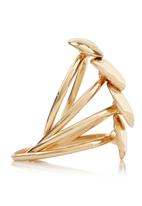 edit - Assorted Shapes Ring Stack Gold