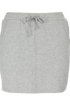Erke - Skirt Pale Grey