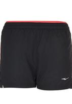 Erke - Sports Shorts Black