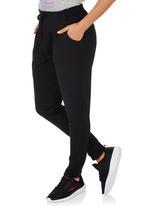Erke - Knitted Pants Black