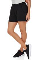 Erke - Knitted Shorts Black