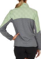 Erke - Full Zip Sweatshirt Dark Grey
