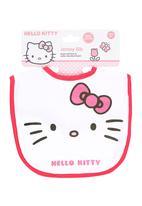 Character Baby - Hello Kitty Bib Mid Pink