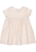 Luke & Lola - Baby Dress Pale Pink