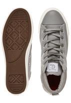 Cutty - Hi-Top Mono Sneaker Grey