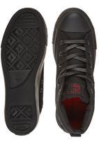 Cutty - Hi-Top Mono Sneaker Black
