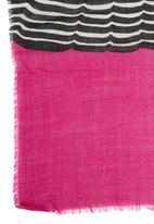 Joy Collectables - Colour Block Scarf Multi-colour