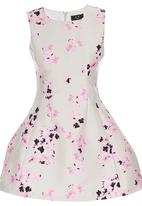 AX Paris - Floral Skater Dress Multi-colour