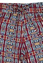 Rebel Republic - Slouch Pants Multi-colour