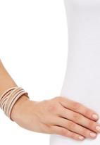 All Heart - Wrap Bracelets Camel/Tan