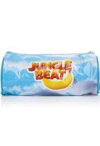 Jungle Beat - Bird Pencil Case Multi-colour