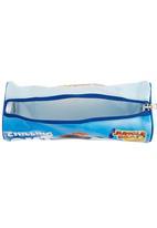 Jungle Beat - Penguin Pencil Case Mid Blue