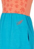 Lizzy - Colourblock Dress Multi-colour