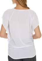 edit - Batwing T-shirt White