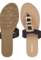 Bata - Slip On Sandals Black