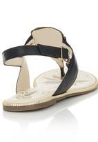 Bata - Back Strap Sandals Black