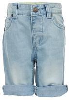London Hub - Denim Shorts Pale Blue