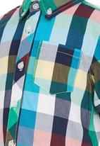 London Hub - Check Shirt Multi-colour
