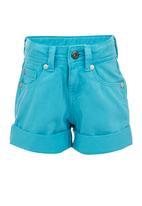 Precioux - Colour Shorts Turquoise