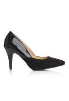 edit - Court Heels Black
