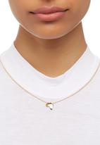 STYLE REPUBLIC - Africa Necklace Gold
