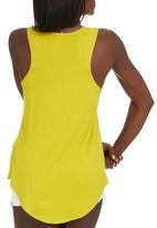 c(inch) - Easy Fitting Tank Yellow