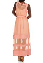 Ilan - Clivia Dress Coral