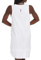 Ilan - Mykonos Tunic Dress White