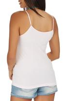 STYLE REPUBLIC - Seamless Cami Pale Pink