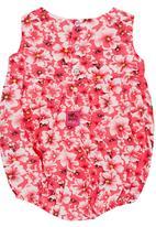 Just chillin - Floral Grower Dark Pink