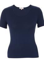 edit - Basic T-shirt Navy