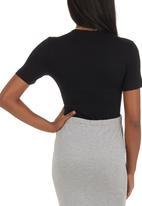 edit - Basic T-shirt Black