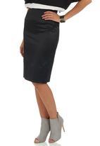 STYLE REPUBLIC - Pencil Skirt Black  Black