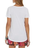 Rip Curl - Mother Earth T-shirt White White