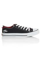 Levi's® - Basic Low Cut Sneakers Black