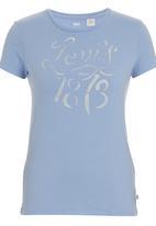 Levi's® - Stencil Logo Tee Pale Blue