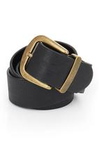 Fred Tsuya - Basic Belt Black