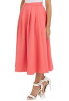 STYLE REPUBLIC - 50s Skirt Coral