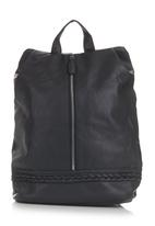BLACKCHERRY - Casual Backpack Black