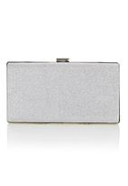 BLACKCHERRY - Sequence Clutch Silver
