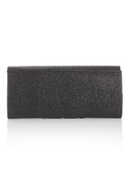 BLACKCHERRY - Flip Over Clutch Black